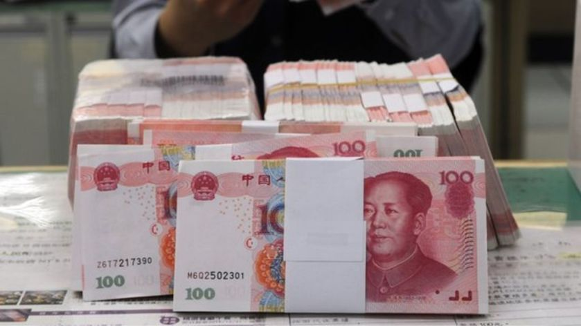 China: Power plant burns banknotes instead of coal - BBC News #Bitcoin