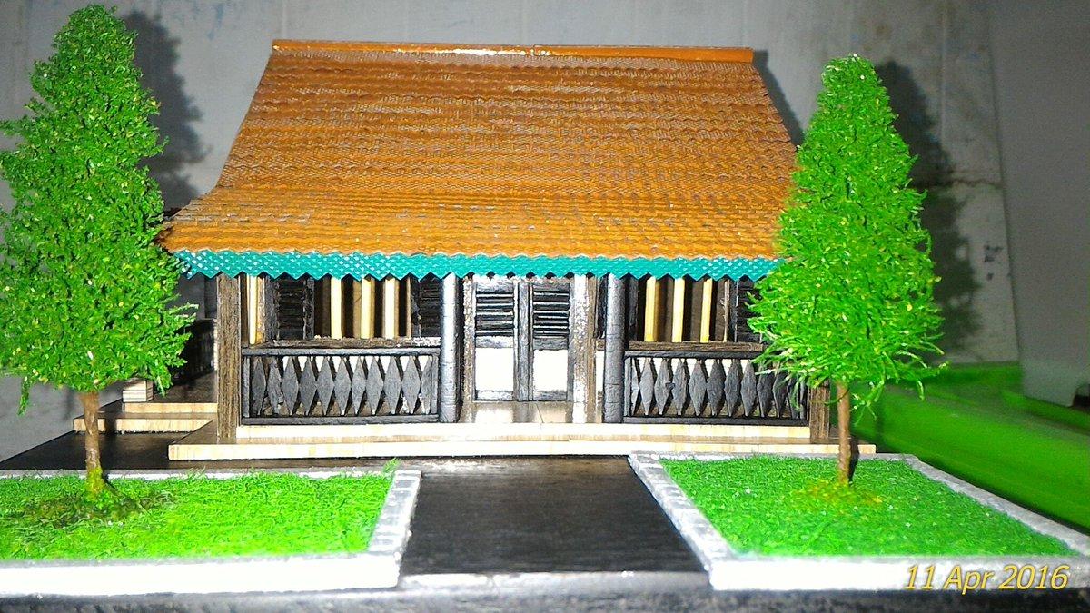 Joglo Gambar Rumah Adat Betawi Kartun Rumah Joglo Limasan Work