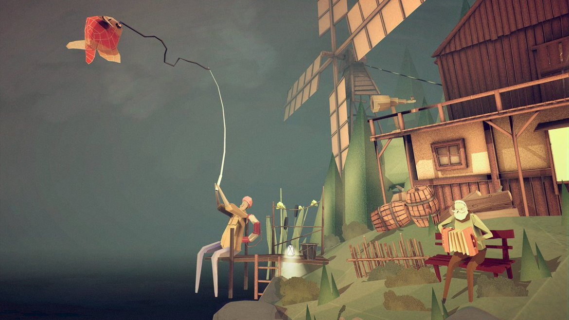 Shout-out for this awesome #VR project of @TeNinEight @sonjaboeckler #madewithunity @oculus