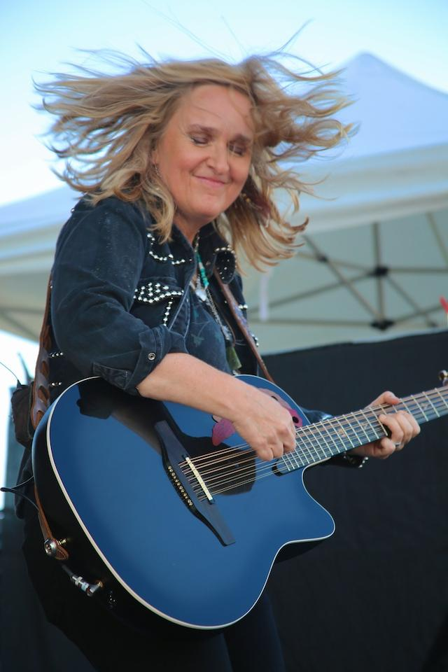 Melissa Etheridge rocked the house! See new photos from Day 1 @ the MI Medical #CannabisCup!