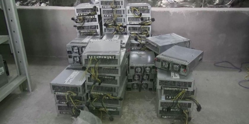 We looked inside a secret Chinese Bitcoin mine