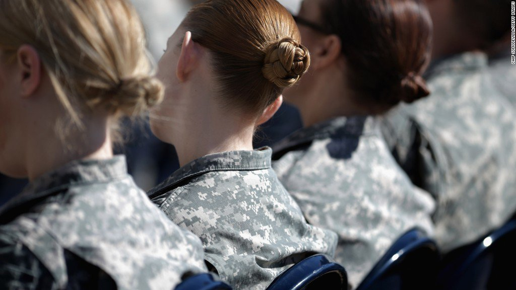Women may soon be required to register for the military draft