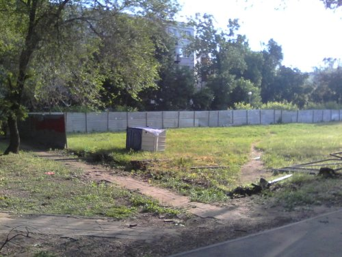 Строительство храма в 7 квартале начнется после выборов?
