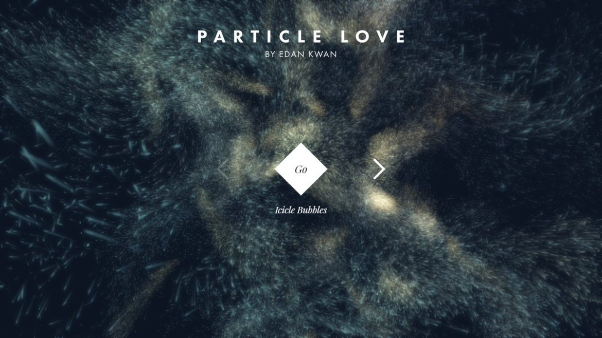 If you missed my Particle-Love at #3dfestweb, here is the live link:  Motion Blur Everywhere!