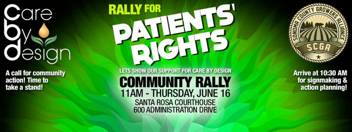 Major #California Cannabis Company Raided! Protest #County Courthouse 11. Read + RT! ☮