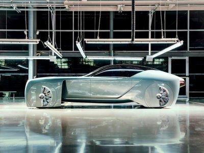 Rolls-Royce built a stunning #driverless concept car  #IoT #connectedcars MT @GlenGilmore