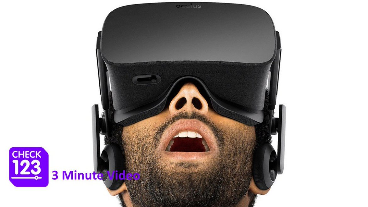 What is the Oculus rift that everybody is talking about?  #Tech #OculusRift