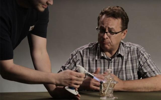 WATCH: Dads Take Dabs and Give Fatherly Advice in Hilarious Video. #FathersDay