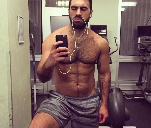 Mcangeles On Twitter Pablobartolome Hot Muscles Muscle Hairy Scruff Scruffy Selfie Gym Lumberjack Jock Alpha Beard Men Ma
