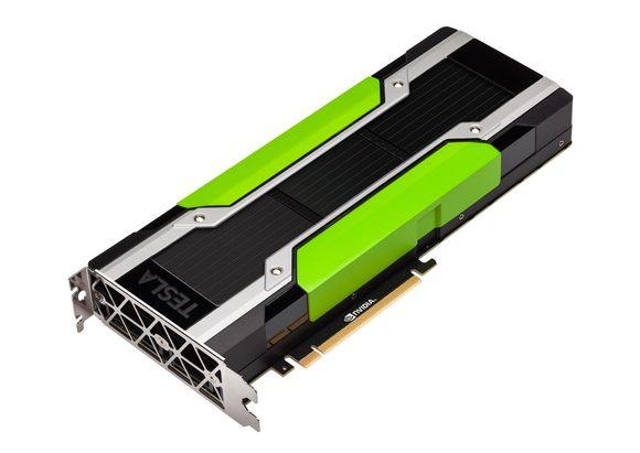 Nvidia monstrous Pascal GPU-powered Tesla P100 is getting a PCI-E version, too