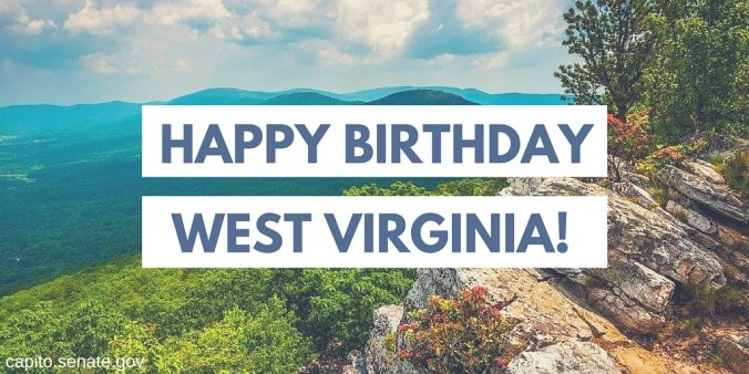 Image result for happy birthday west virginia images
