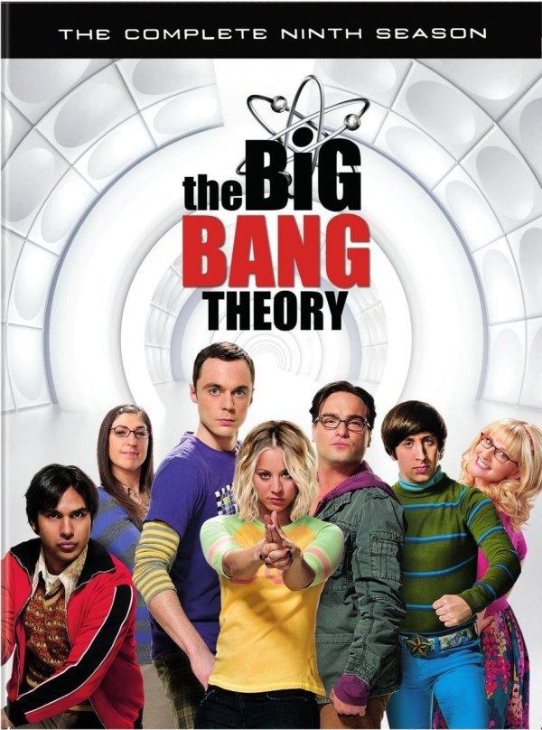 Big Bang Theory Site Twitter