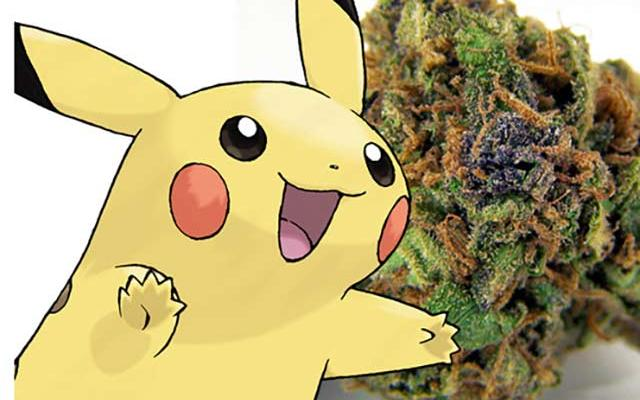 So you think your good? Take our Quiz: Pokemon Move or Marijuana Strain.