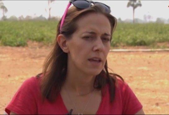 PHOTOS: Mira Metha, Harvard Graduate Who Is A Tomato Farmer In Nigeria