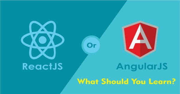 ReactJS Vs angularJS, Which Web development Framework You Should Learn?