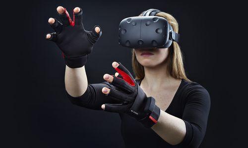Manus #VR Gloves, Literally Hands On