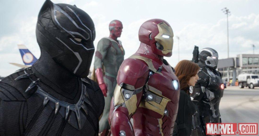 Captain America: Civil War Blu-Ray Bonus Features Revealed 1