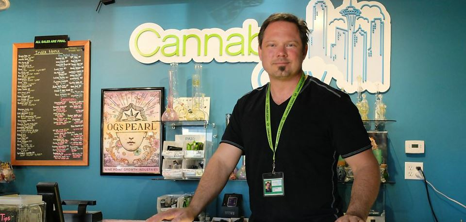 What's it like to be the owner of a cannabis shop?
