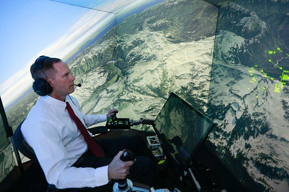 Veteran pilot loses simulated dogfight to impressive artificial intelligence