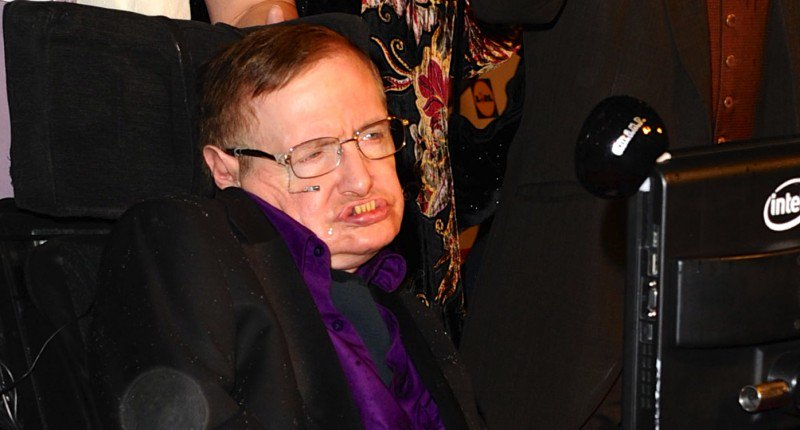 Stephen Hawking's warning about AI: 'We're not getting any less greedy or stupid'