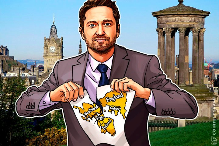 JP Morgan Expects Independent #Scotland, New #Currency, Bolstering #Scotcoin's Rise
