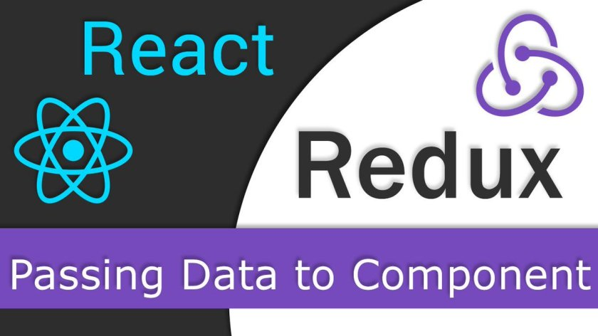 React JS / Redux Tutorial  - 8 - Passing Data to Component  #angularjs #facebook -