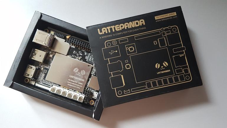 Meet the LattePanda, a tiny Windows 10 PC for the Internet of Things: