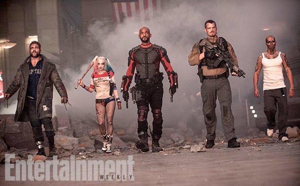 New Suicide Squad Photos Revealed 4