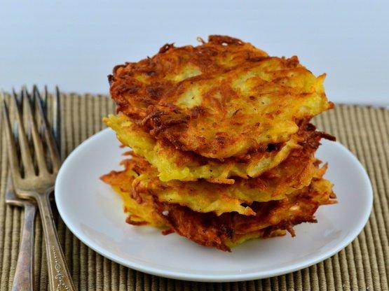 Boxty: A traditional potato pancake