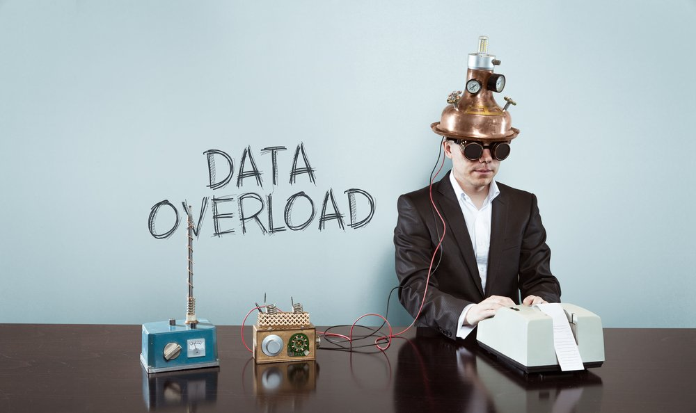Big Data Overload: Why Most Companies Can't Deal With The Data Explosion  [#BigData]