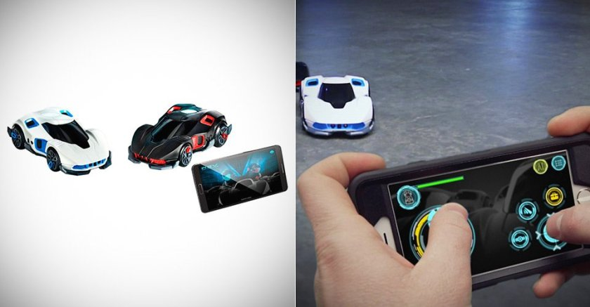 Get WowWee's Robotic Enhanced Vehicles with #AI and #smartphone control for $38  #deals #tech