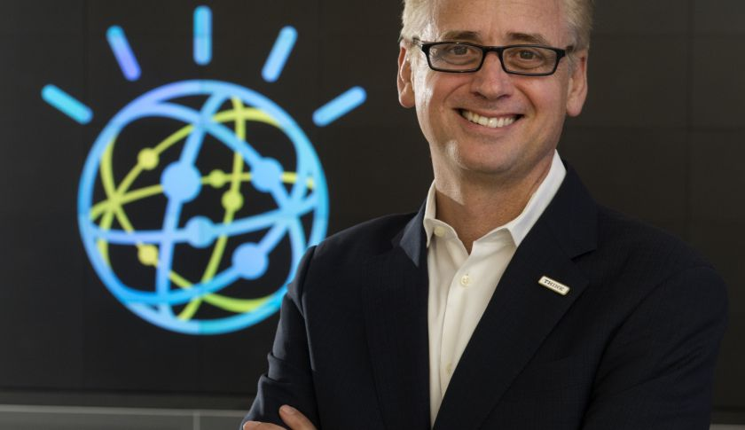 """The value of data goes up every day #AI advances."" - Watson's @davidwkenny  @FortuneMagazine"