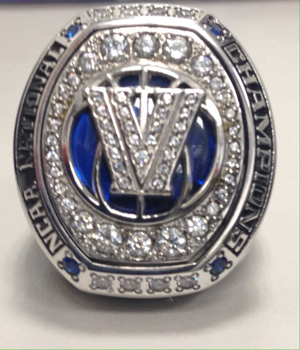 Check Out Villanova's 2016 Ncaa Final Four Rings!  Fast