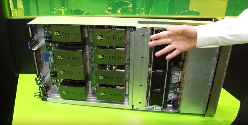 .@insideHPC takes a look at our new DGX-1 #deeplearning supercomputer showcased at #ISC16.