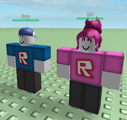 Roblox On Twitter Quot Whoa Who S The New Guy And Girl