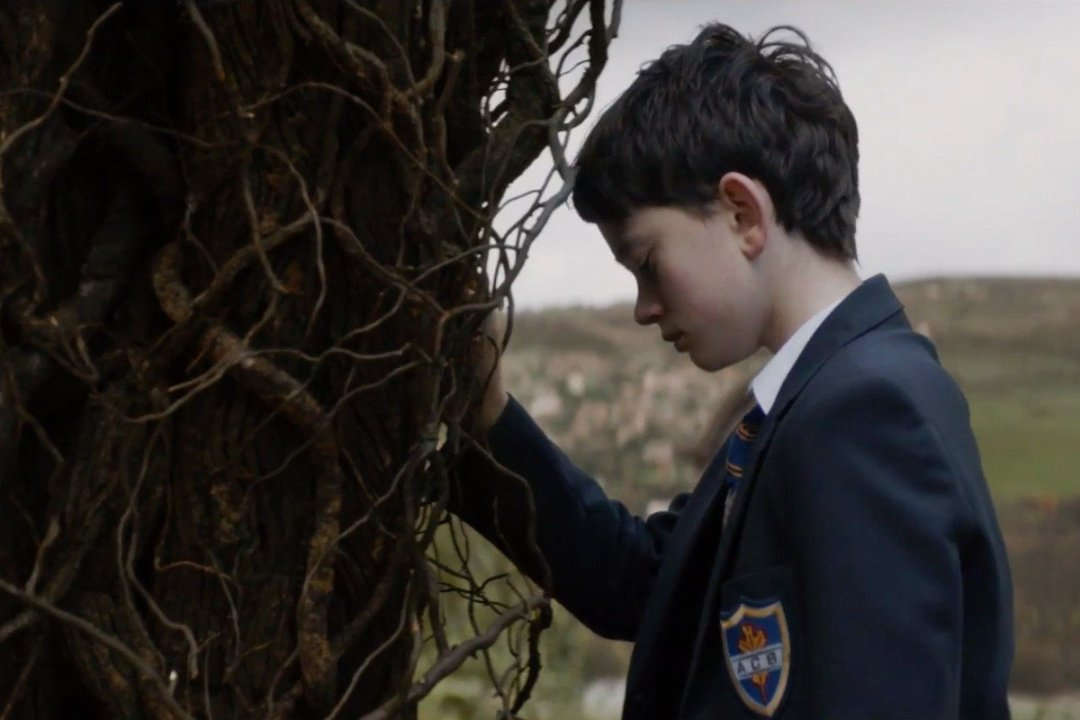 A Monster Calls Trailer Featuring Liam Neeson 1