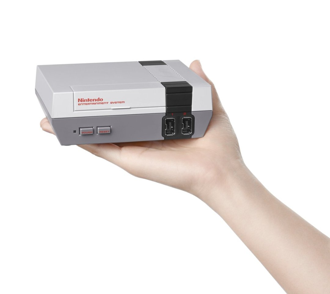 NES Classic Mini Edition Introduction Trailer 2
