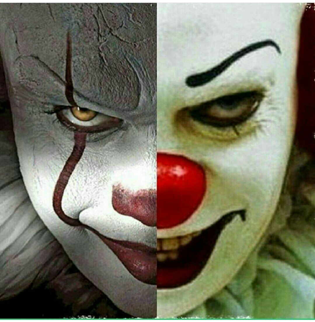 Stephen King on Twitter Pennywise 20171990