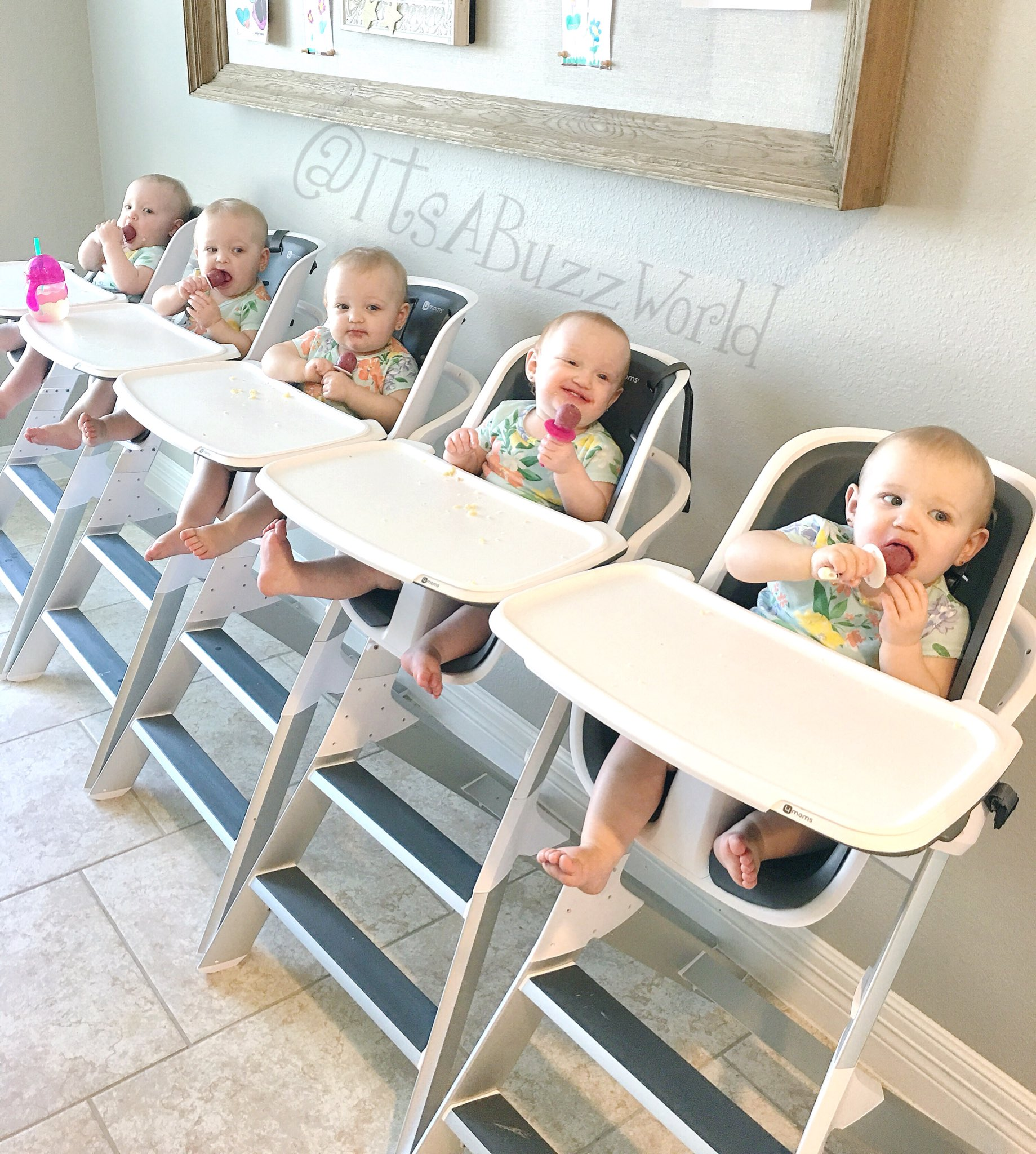 4 Moms High Chair The Busbys On Twitter Quotfresh Purée Popsicles And 4moms