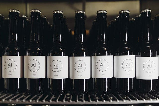 This Beer Was Designed by Artificial Intelligence —
