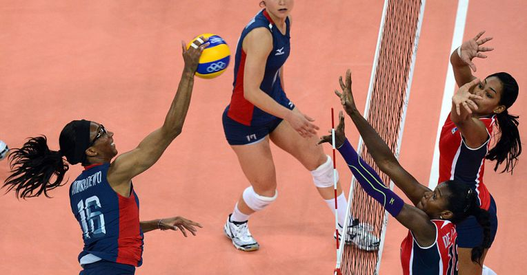 US #women's #volleyball team is using a #wearable to monitor jumps  #IoT @MarijaButkovic