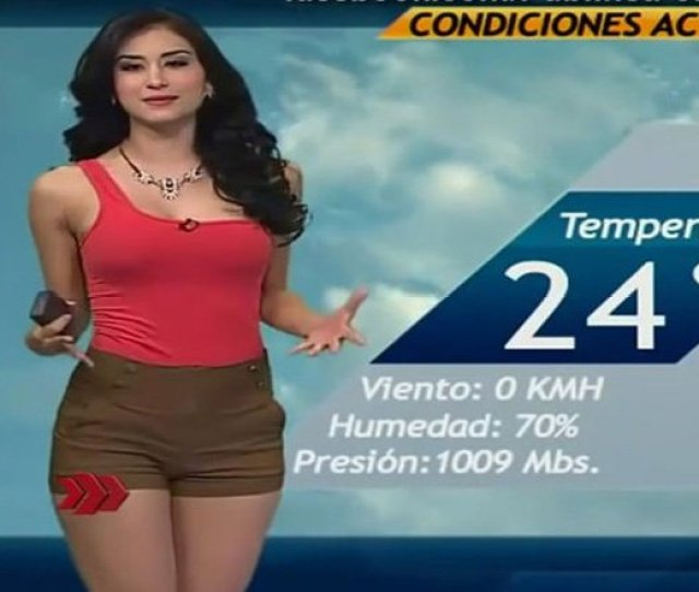 Watch Weather Girl Flashes Cringeworthy Camel Toe Live On Air Https T