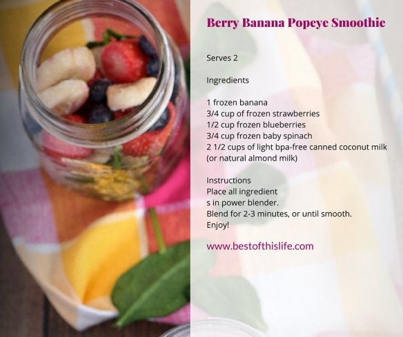 Vitamin C Boost Lychee Strawberry Smoothie For more: