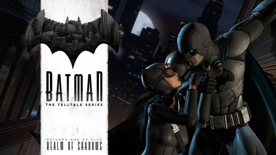 Batman: The Telltale Series Episode 1: 'Realm of Shadows' Trailer 2
