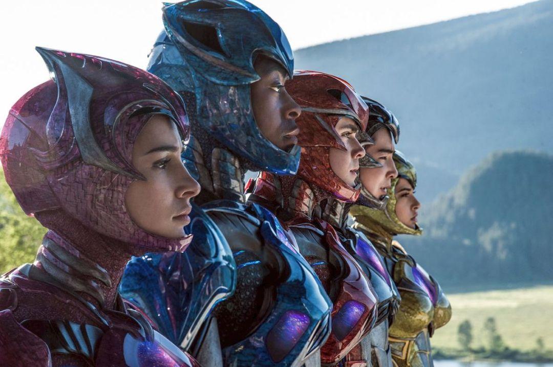 Power Rangers Unmasked 1