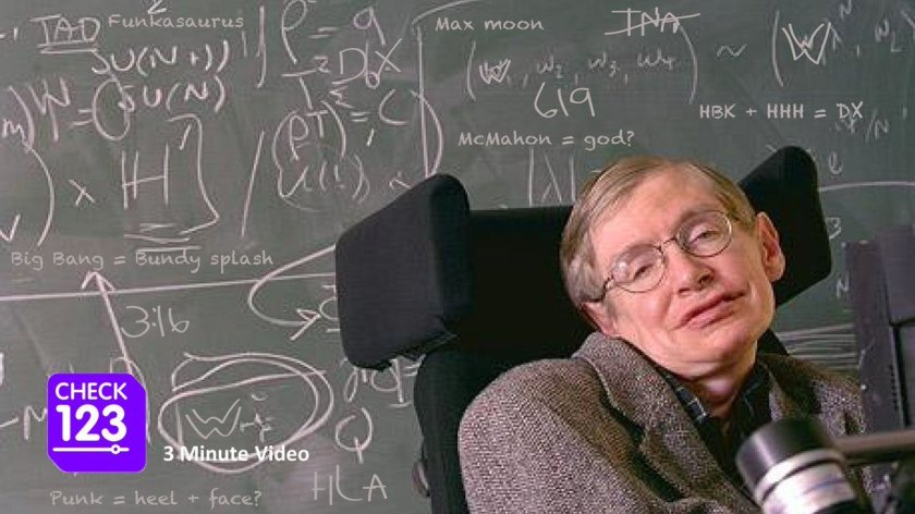 Stephen Hawking says it's the beginning of the end. What's artificial intelligence? Video:
