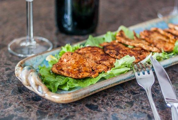 Get ! Spanish Style Grilled Marinated Pork