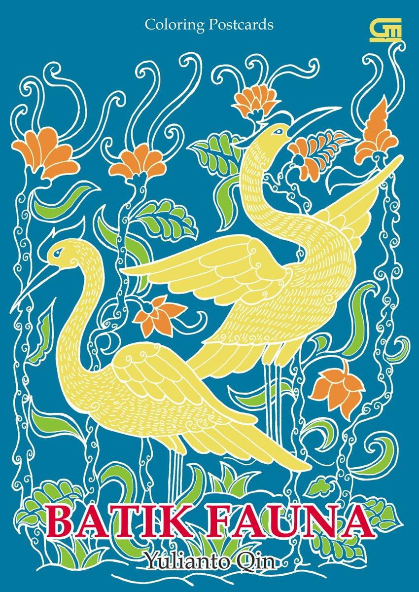 Motif Batik Hewan : motif, batik, hewan, Pandia, בטוויטר:,