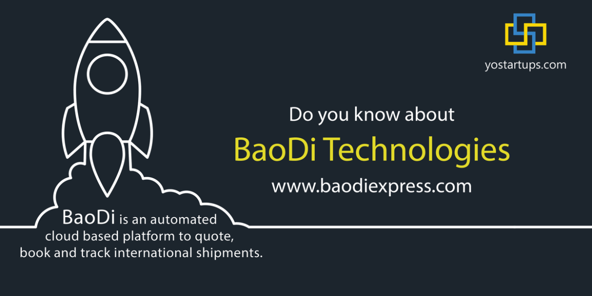 Checkout  cloud based platform to quote, book & track international shipments #iOT