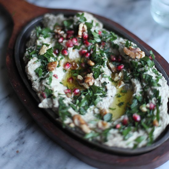 7 Middle Eastern Dips to Make Beyond Hummus -